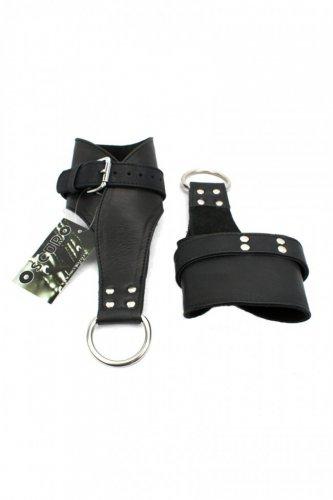 Oscuro APXD104 Leather Suspension Cuffs
