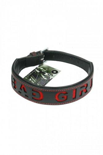 Oscuro APC124-BG Leather Bad Girl Collar