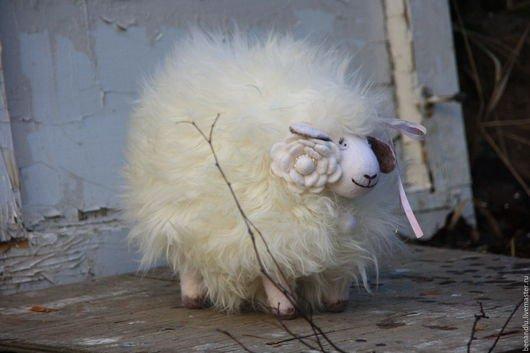 BENANDLU - Musical sheep soft and fluffy