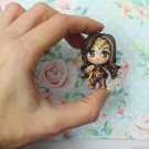 WONDER WOMAN CHIBI DOLL JUSTICE LEAGUE