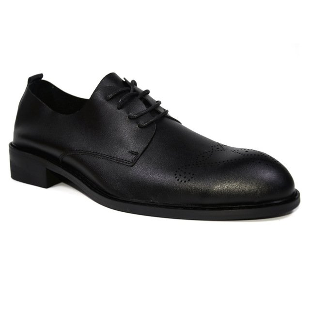 DXKZMCM 2017 Men Leather Shoes Brand handmade Comfortable Leisure business