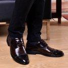 JUNJARM 2017 New Arrival Men Oxfords Shoes Genuine Leather Men Dress Shoes