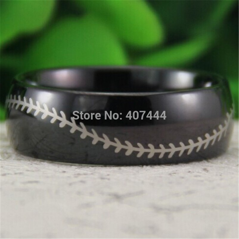 Black Dome Baseball Stitch Comfort Men's Fashion