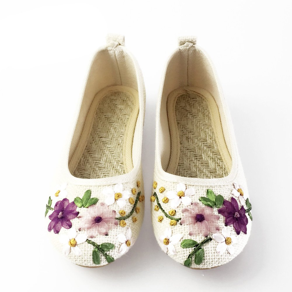Vintage Embroidered Women