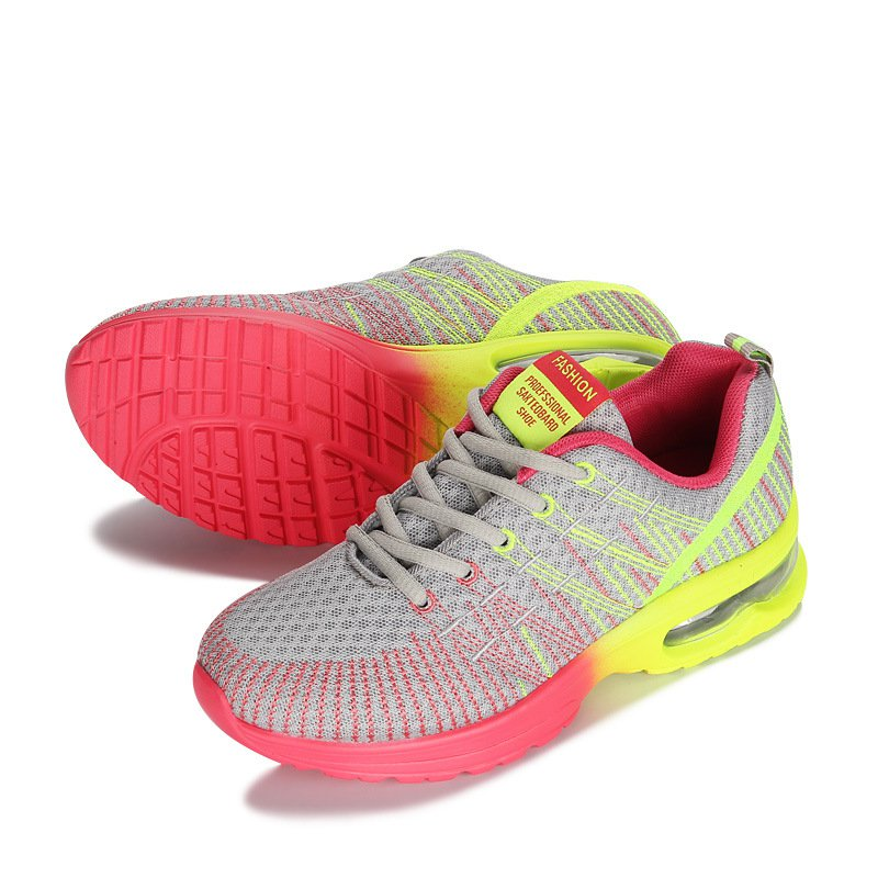 Women Casual Shoes Flat 2017 Fashion Outdoor Breathable Couple Shoes