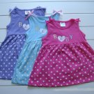 Clean Stock New baby girl dress