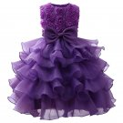Summer Newborn Girl Infant Dress Pageant Party Baby Kids