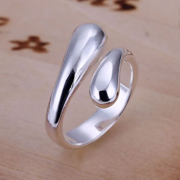 Free Shipping 925 jewelry silver plated Ring Fine Fashion