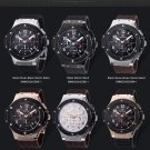 op Luxury Brand Men's Wrist Watch Mens Chronograph Clocks