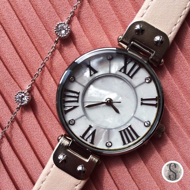 Watches Mother of Pearl Dial Genuine
