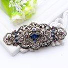 2017 Brand New Women Letter 5 Full Crystal Brooch  Rhinestone Broach For