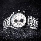 2017 Brand Luxury full stainless steel Watch Men Business Casual quartz Wat