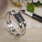 GEEKTHINK Luxury Brand Quartz Watch Women rectangle Stainless steel band fe