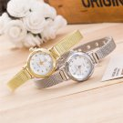 Fashion Woman Watches Hot sale Women Ladies Stainless Steel Mesh Band Wrist