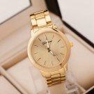 Hot New Fashion Gold Relogio Feminino Geneva Watch Full Steel Women Watches