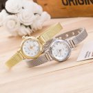 dial design lovers leather watch clock Relojes Mujer  Watches Golden Clock