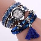 Duoya Women Bracelet Watch Rhinestone Quartz Gift Watch Wristwatch Women Dr