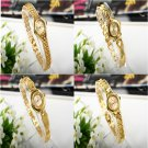Hot Sale Fashion Gold Bracelet Wrist Watch Women Watches Women's Watches La