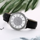 2017 Gaiety Brand Quartz Watches Women Luxury Rhinestone Crystal Leather Sp