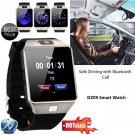 2016 New Smart Watch dz09 With Camera Bluetooth WristWatch SIM Card Smartwa