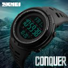 SKMEI Brand Men's Fashion Sport Watches Chrono Countdown Men Waterproof Dig