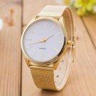 Gold Watch Women Watches Geneva Famous Brands Relogio Feminino 2017 Rhinest