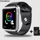 Free Shipping A1 WristWatch Bluetooth Smart Watch Sport Pedometer with SIM