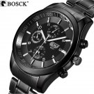 BOSCK Hot Mens Watches Military Army Top Brand Luxury Sports Casual Waterpr