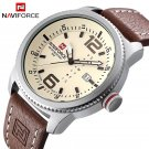2017 NEW Luxury Brand NAVIFORCE Men Sport Watches Men's Quartz Clock Man Ar