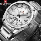 NAVIFORCE Brand Men Watches Luxury Sport Quartz 30M Waterproof Watches Men'