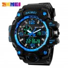 SKMEI Large Dial Shock Outdoor Sports Watches Men Digital LED 50M Waterproo