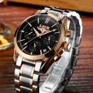 LIGE Top Luxury Brand Men Military Sport Watches Men's Quartz Clock Male Fu
