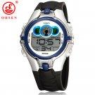 OHSEN Boys Kids Children Digital Sport Watch Alarm Date Chronograph LED Bac