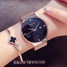 Luxury GIMTO Fashion Ladies Watches Rose Gold Women Watches Elegant Minimal