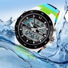 New 2017 Brand SKMEI Watches Men Sports Relojes Male Clock Dive Swim Fashio