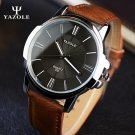 2017 Fashion YAZOLE Quartz Watch Men Watches Top Brand Luxury Male Clock Bu