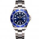 Full Steel Mens Watches Top Brand Luxury Quartz Watch Men Clock Male 50m Wa