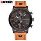 CURREN Luxury Casual Men Watches Analog Military Sports Watch Quartz Male W