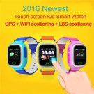 GPS smart watch baby watch Q90 with Wifi  touch screen SOS Call Location De