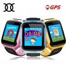 Original TWOX Q528 Y21 GPS Smart Watch With Camera Flashlight Baby Watch SO