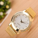 Luxury Ladies Watch Crystal Full Steel Gold Watch Reloj Mujer Clock Fashion