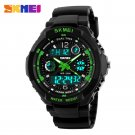 SKMEI Brand Fashion Digital Quartz Watch Men Shock Resistant Waterproof Spo