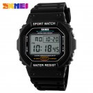 2017 Skmei brand Watches Men Military LED Digital Watch Man Dive 50M Fashio