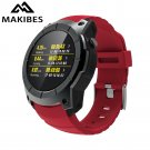 NEW Makibes G05 GPS Sports Watch MTK2503 1.3'' Color Screen Smart Watch mul