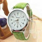 2017 Fashion watch women bracelet with leather clocks luxury quartz Elegant