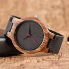 Fashion Top Gift Item Wood Watches Men's Analog Simple Bmaboo Hand made Wri