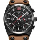 BENYAR Large dial design Chronograph Sport Mens Watches Fashion Brand Milit