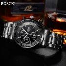 BOSCK Top Luxury Brand Watch Men Casual Brand Watches Male Quartz Watches M