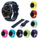 joyozy 22mm Sports Silicone Watch Bands Strap for Samsung Galaxy Gear S3 Cl