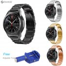 DAHASE Stainless Steel Watch Band for Samsung Gear S3 Frontier Strap for Ge